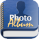 Photo Album for Facebook - All your friends photos from Facebook in a beautiful photo album + digital frame (1000+ pages)